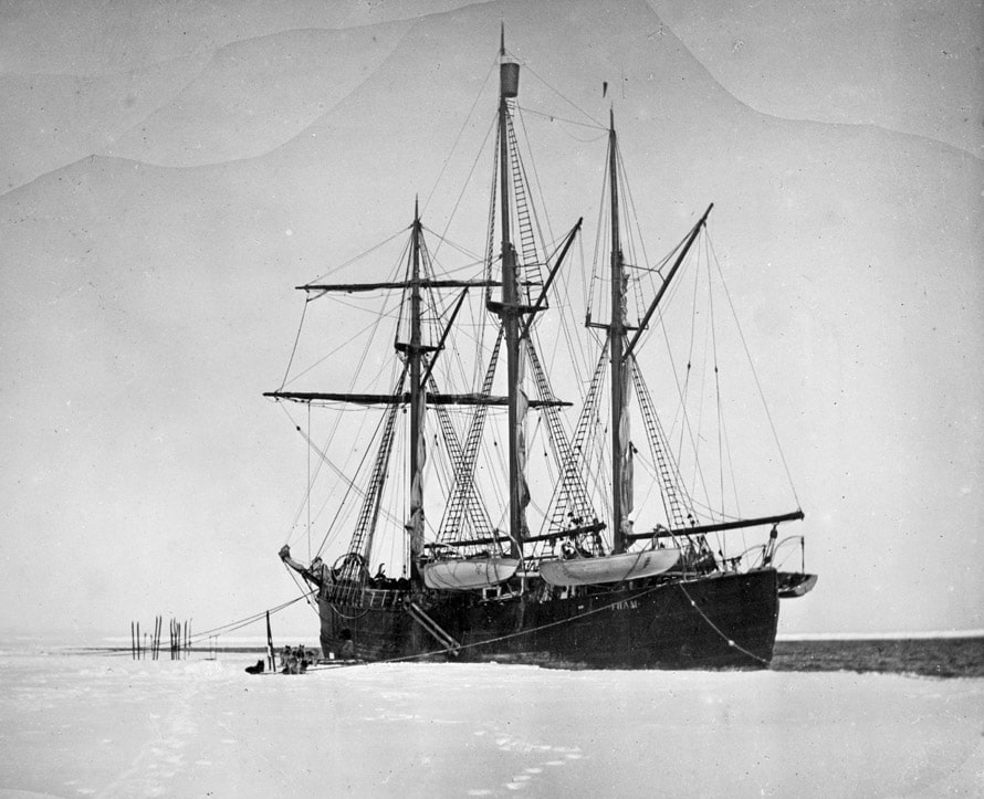 Skeppet Fram